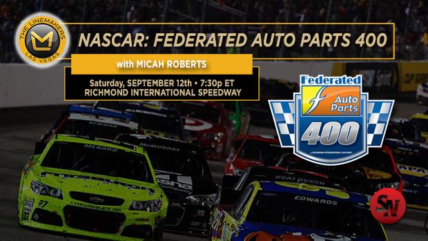 NASCAR Federated Auto 400