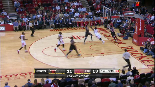 Chicago Bulls Top 10 Plays from the 2014-15 Season