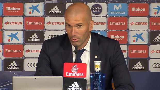 """Zidane nach Zittersieg: """"Hatten einen Schock"""""""