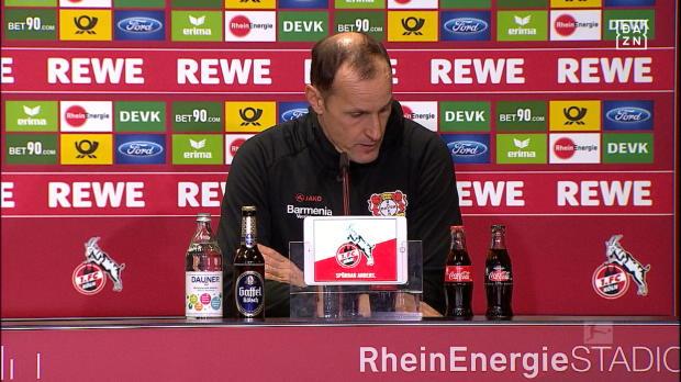 """Herrlich bedient: """"Weiß nicht, was da los war"""""""