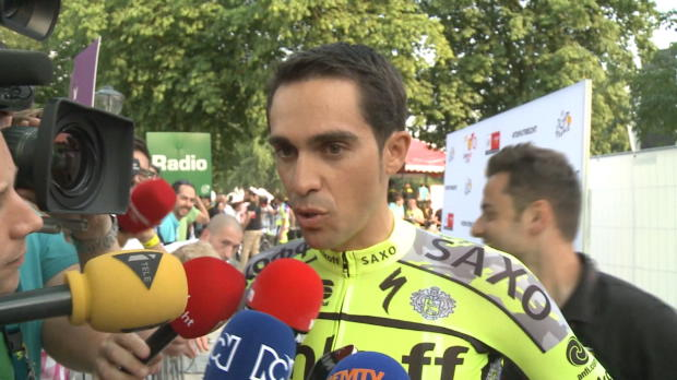 """TdF: Contador: """"Auf alle Details geachtet"""""""