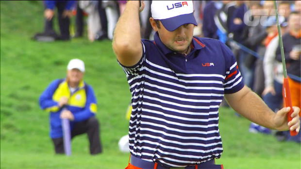 Patrick Reed on the Ryder Cup