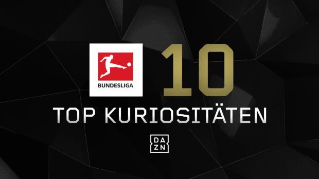 Top 10: Die kuriosesten Szenen der Saison 2017/18