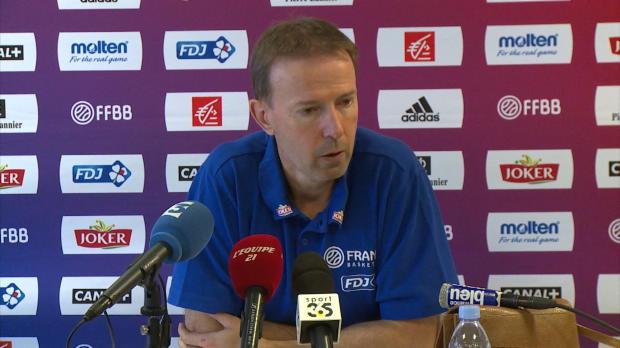 Basket : FIBA - Euro 2015 - Collet analyse les adversaires