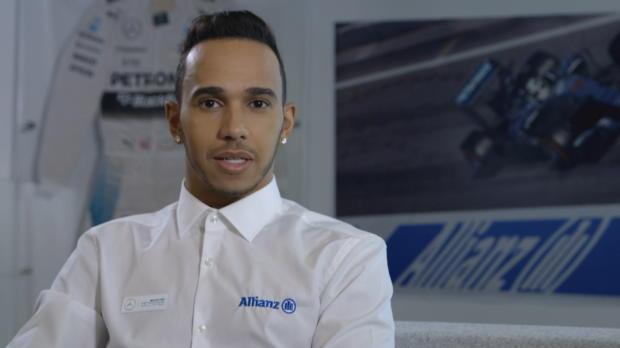 """F1 Silverstone - Hamilton: """"En casa siempre hay m�s presi�n"""""""