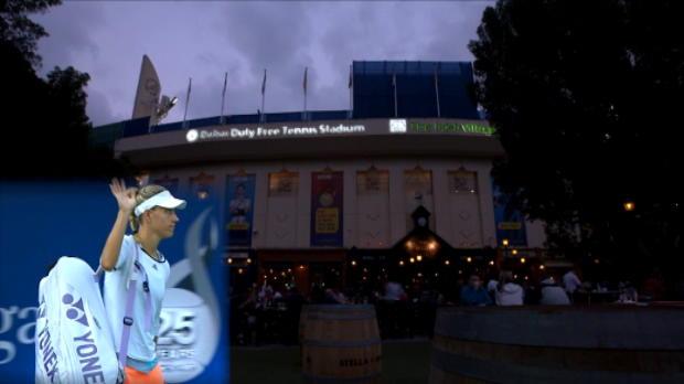 تنس: بطولة دبي: كيربر تصعق بويغ  6-2 و6-3