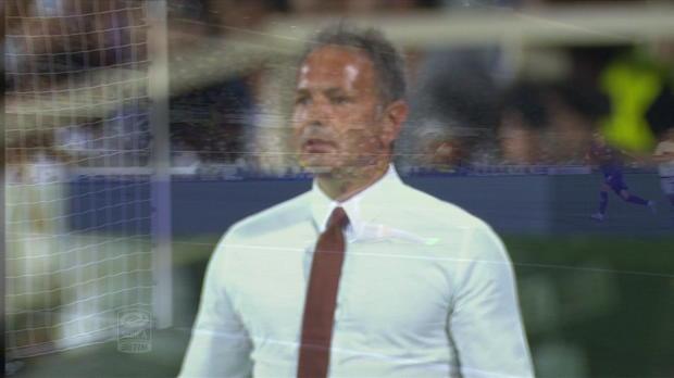Serie A Round 1: Fiorentina 2-0 AC Milan