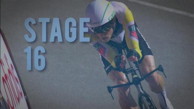 Vuelta: Zeitfahr-Dominator Dennis triumphiert