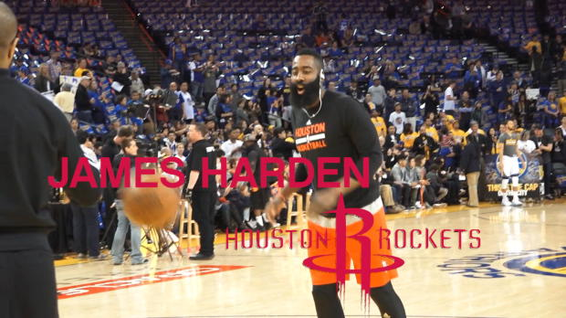 Basket : NBA - MVP 2017 - L'année James Harden ?