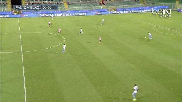 Serie A : Palerme 0-4 Lazio