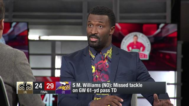 James Jones: Marcus Williams is not the reason the Saints lost