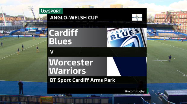 Aviva Premiership - Match Highlights - Cardiff Blues v Worcester Warriors