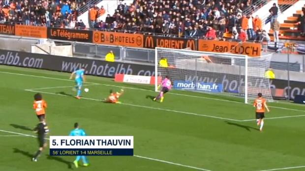 لقطة: الدوري الفرنسي: أفضل 5 تمريرات حاسمة في الدوري الفرنسي - مارس