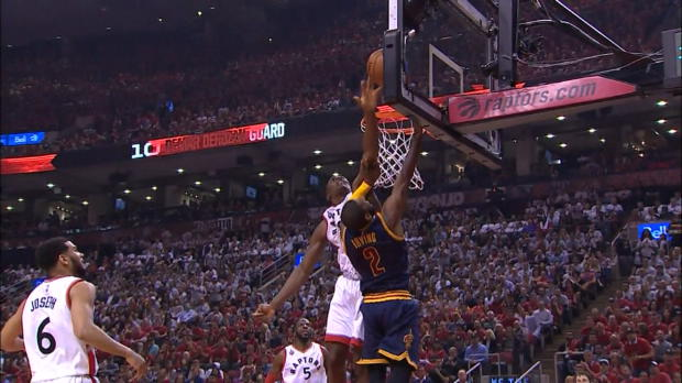Basket : NBA - Play-offs - Fin de série pour Cleveland, Biyombo impérial