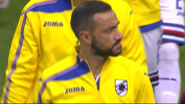 Serie A: Sampdoria - FC Turin   DAZN Highlights