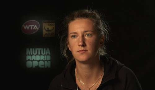 Azarenka Interview: WTA Madrid 2R