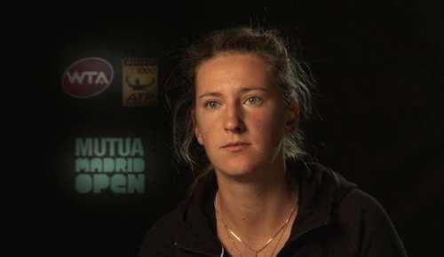 Azarenka Interview: WTA Madrid 2R