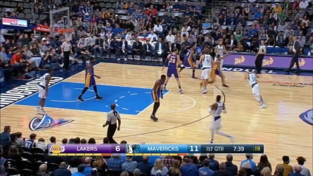 GAME RECAP: Mavericks 122, Lakers 73