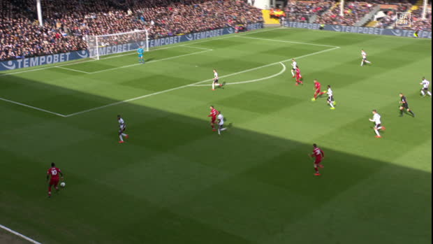 Premier League: Fulham - Liverpool   DAZN Highlights