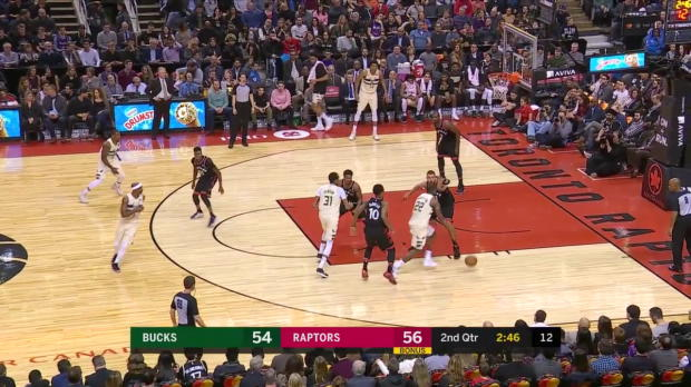 WSC: Giannis Antetokounmpo (26 points) Highlights vs. Toronto Raptors