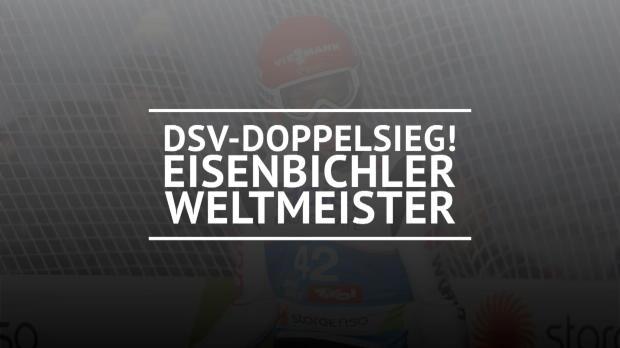 Nord. Ski-WM: Eisenbichler Skisprung-Weltmeister
