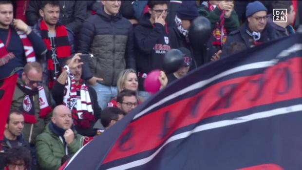 Benevento - AC Mailand
