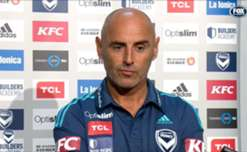 Hear from Melbourne Victory head coach Kevin Muscat ahead of Saturday night's clash with Adelaide United at AAMI Park.