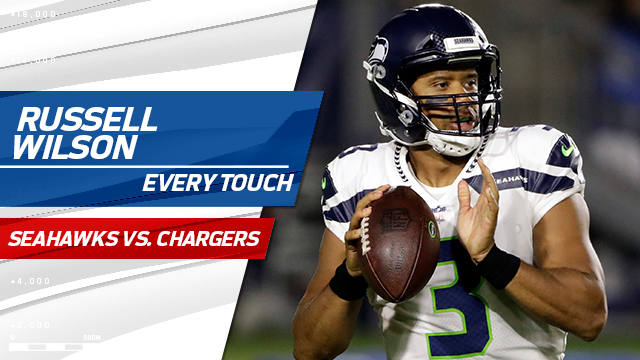Every Russell Wilson throw | Preseason Week 2