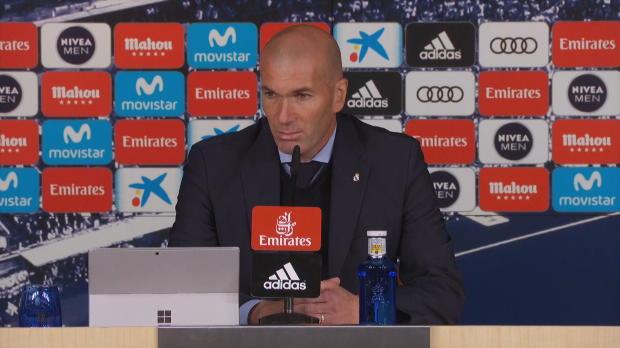 Zidane stolz auf Ronaldos grandiosen Hattrick