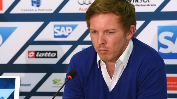 TSG-Chefcoach Nagelsmann: The Youngest One