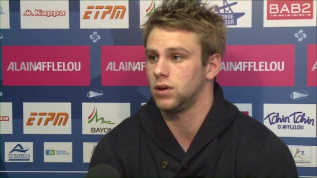 Top 14 - 21e j. : O'Connor (Bayonne) : 'Ne pas se trouer'