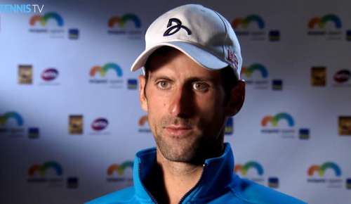 Djokovic Interview: ATP Miami SF