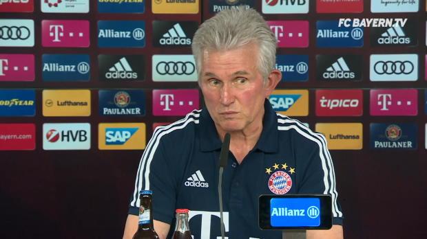 Heynckes: Langes Gespräch mit Müller geführt