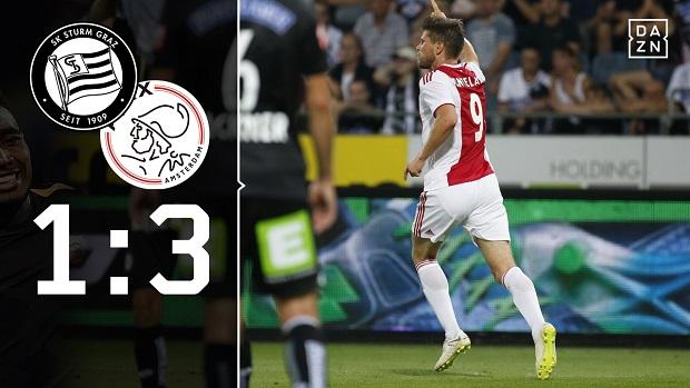 Sturm Graz - Ajax Amsterdam