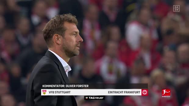Bundesliga: VfB Stuttgart - Eintracht Frankfurt   DAZN Highlights