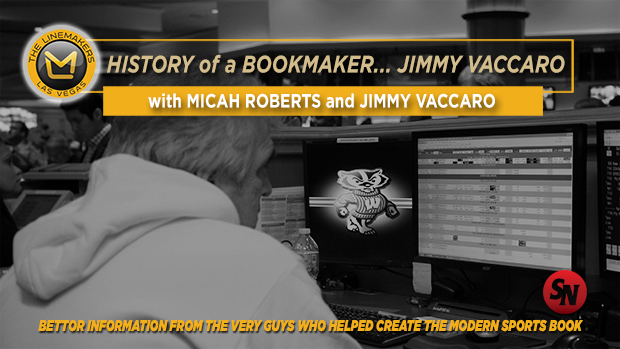 History of a Bookmaker: Jimmy Vaccaro