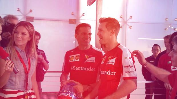 F1 - Raikkonen quiere m�s en 2016