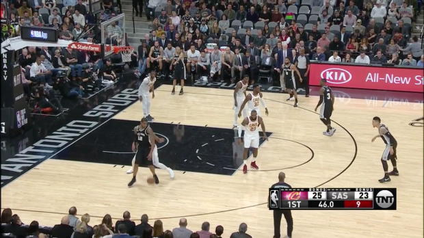 WSC: LaMarcus Aldridge (30 points) Highlights vs. Cleveland Cavaliers