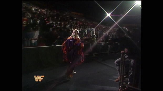 Jeff Jarrett makes his WWE debut: WWE Superstars, Dec. 18, 1993