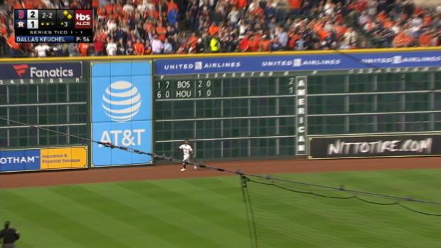 Kemp's amazing leaping grab