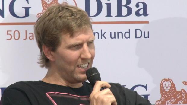 """EM 2015: Nowitzki: """"Heim-EM eine Riesensache!"""""""