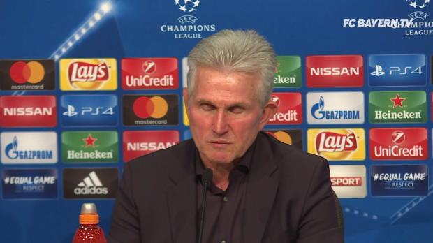 """Heynckes nach PSG: """"Überragend gemacht"""""""