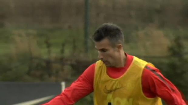 Encore muette vendredi dernier en FA Cup face à Cambridge United, l'attaque de Manchester United peine à retrouver son efficacité. Auteur de 8 buts en 20 matches de Premier League, Robin van Persie ne se défile pas et tient à retrouver du mordant.