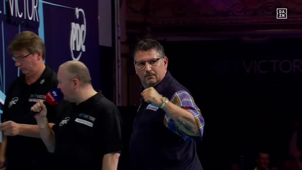 180er-Battle mit fulminantem Finish! | PDC Darts
