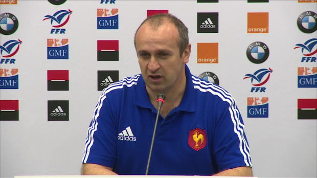 VI Nations - XV de France : PSA : 'Une suite logique pour Fickou'