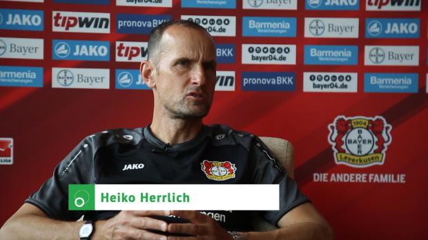 """Herrlich: """"Waren Rumpel-Fußballer-Generation"""""""