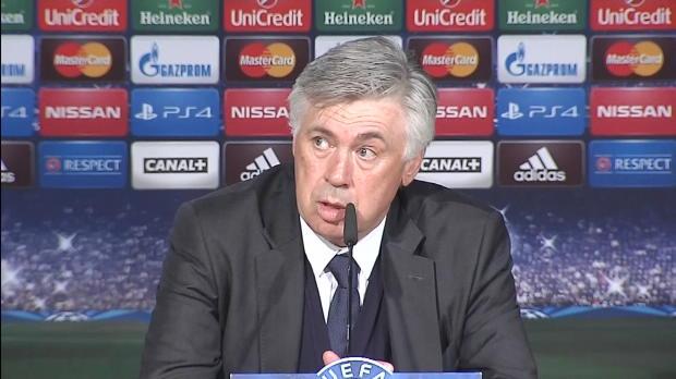 """Ancelotti: """"Spielern keinen Vorwurf machen"""""""