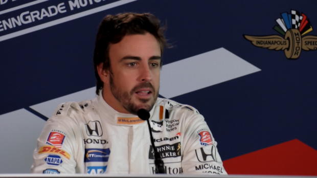 """Indianápolis - Alonso: """"La triple corona es atractiva para cualquier piloto"""""""