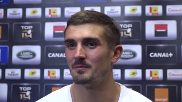 "Rugby : Top 14 - RUGBY : Top 14 : Finale : Ramos : ""Je ne réalise pas """