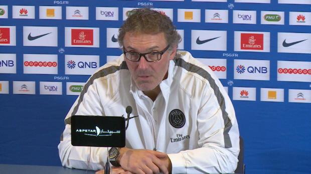 Blanc: Entscheidungsspiel gegen Montpellier